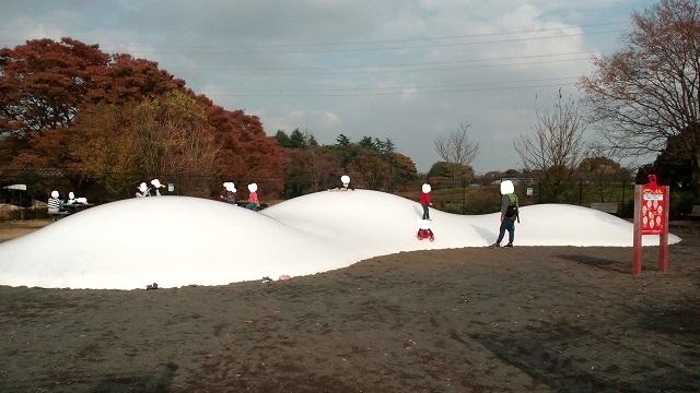 東京小金井公園ふわふわドーム