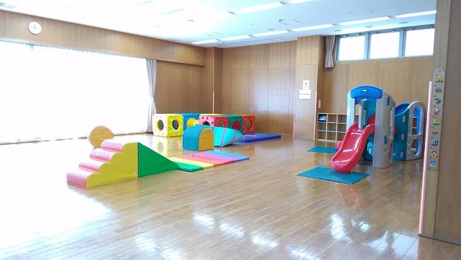 川越無料の室内遊び場クラッセ