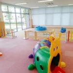 埼玉県上尾市赤ちゃんや小さい子向け遊び場