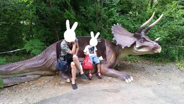 恐竜博物館撮影スポットインスタ