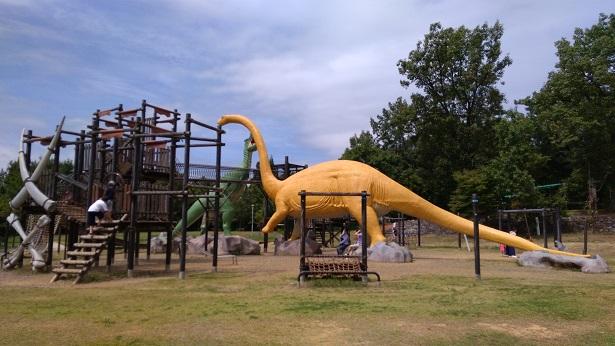 恐竜博物館公園