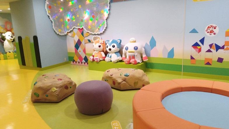 ガラピコプーの遊び場