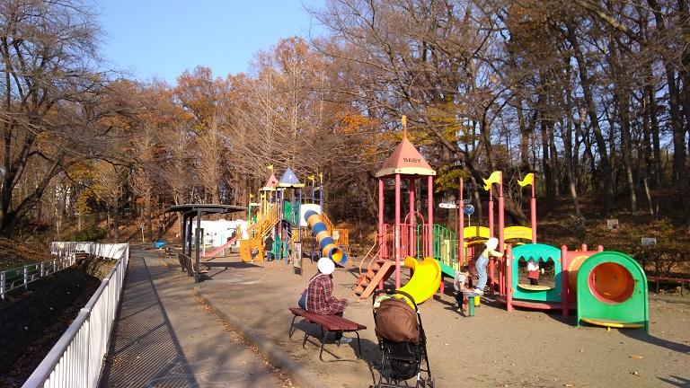 北本市子供公園遊具
