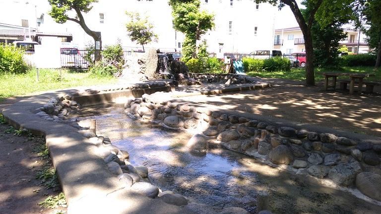 いさぬま水遊び場