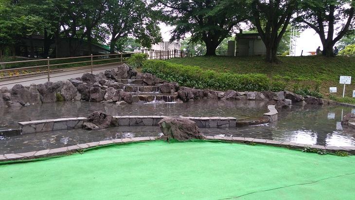 埼玉県水遊び