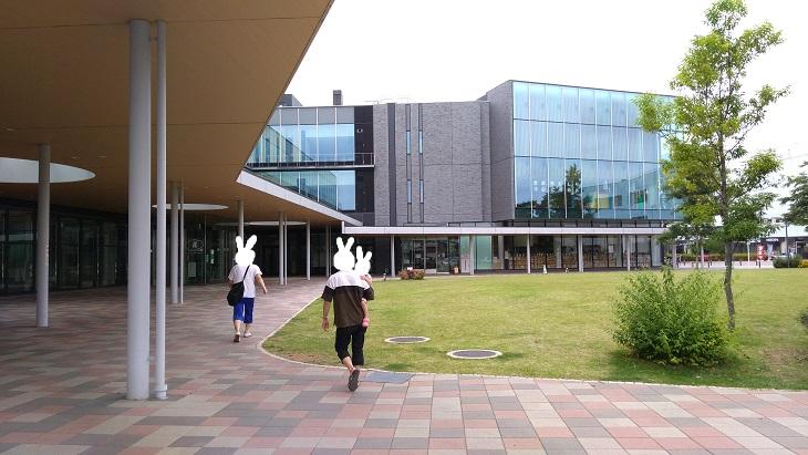 北本市立児童館の場所