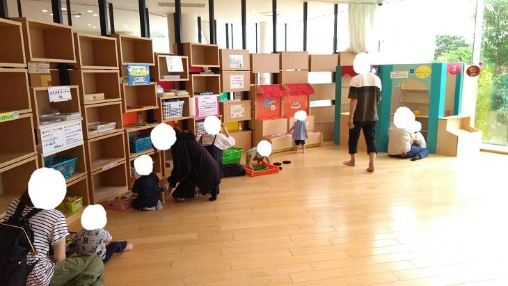 創作活動室おもちゃの部屋