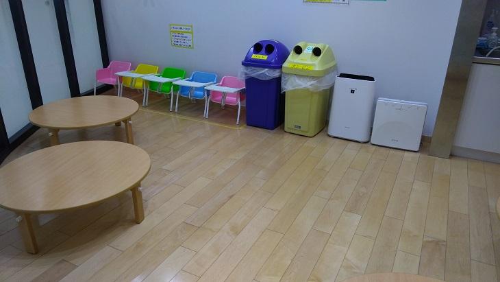 北本市立児童館飲食ご飯の出来る場所
