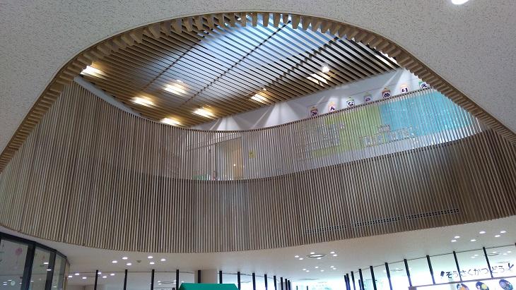 北本市立児童館遊び場3階