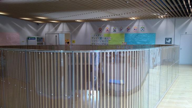 北本市立児童館3階