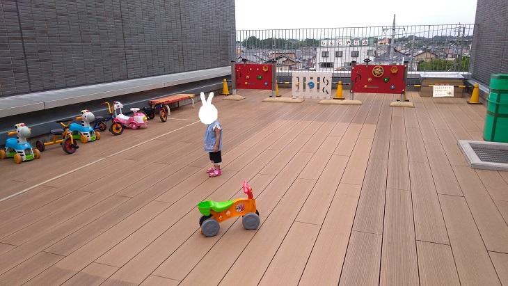 北本市立児童館乗り物