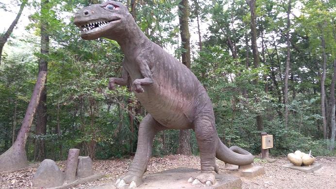人気のティラノサウルス