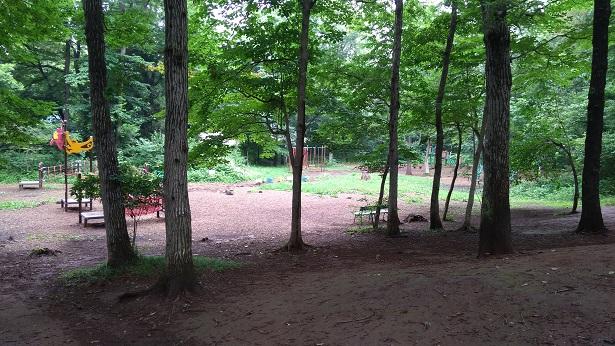 智光山公園わんぱくの森