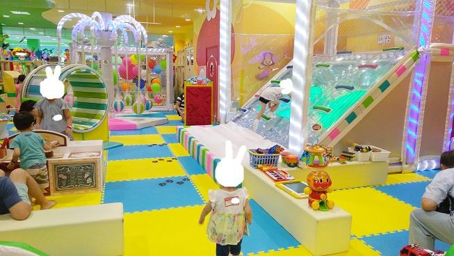 イオン浦和美園子供の遊び場モーリーファンタジー