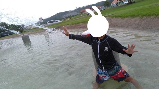 水遊びドイツ村