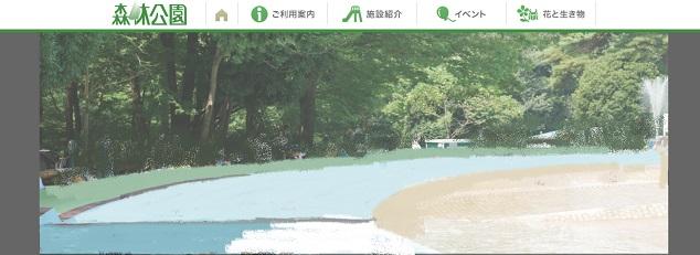 森林公園水遊び場
