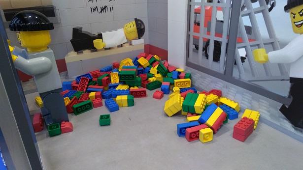大きめのレゴブロック