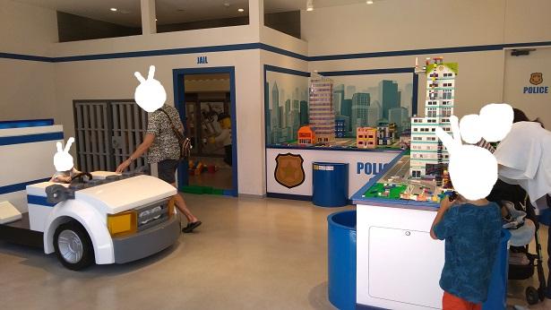 レゴシティ室内遊び場