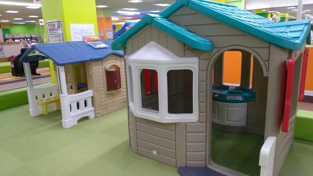 おもちゃハウスコーナー