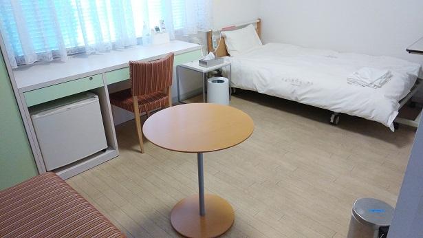 奥平産婦人科入院部屋