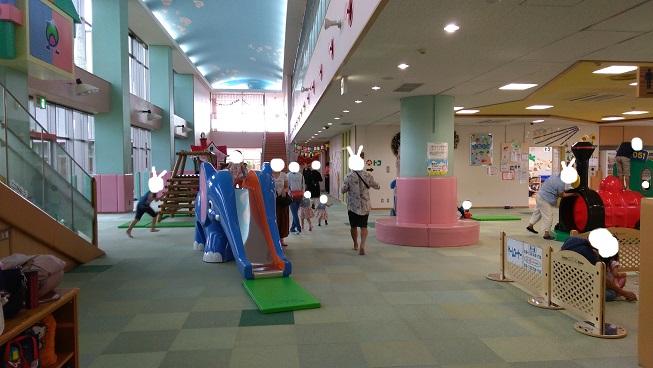 入口上尾市児童館