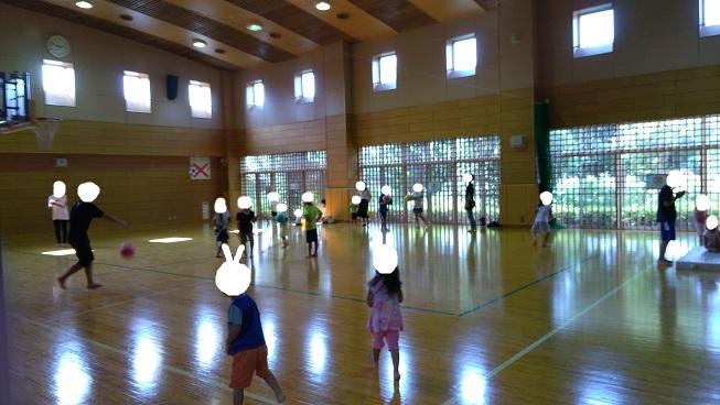 体育遊戯室
