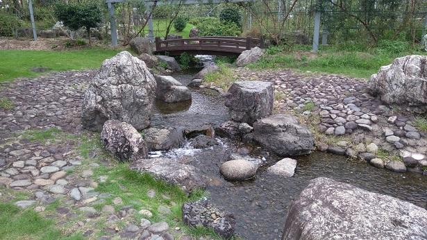 平成の森公園水遊び場
