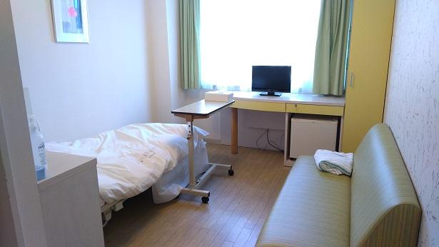 奥平産婦人科病室