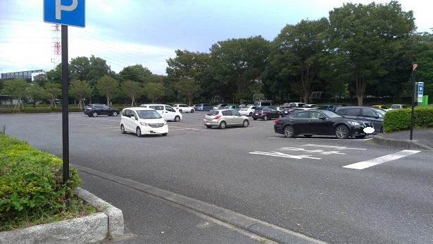 三橋総合公園駐車場