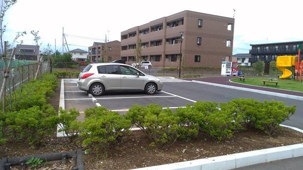 東松山さくら坂公園駐車場