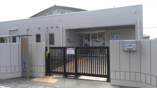 東松山マーレ場所建物