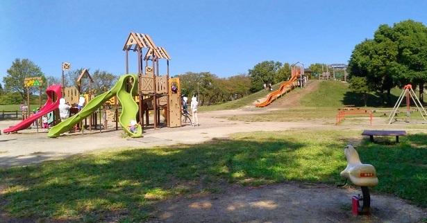 みさと公園遊び場