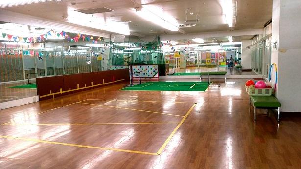 スポーツコーナー