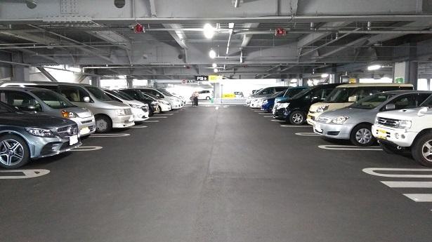 ニコパ所沢駐車場