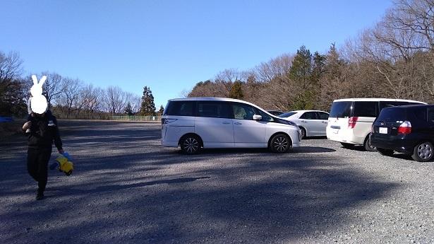 東松山ぼたん園駐車場