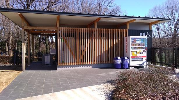 トイレ東松山ぼたん園