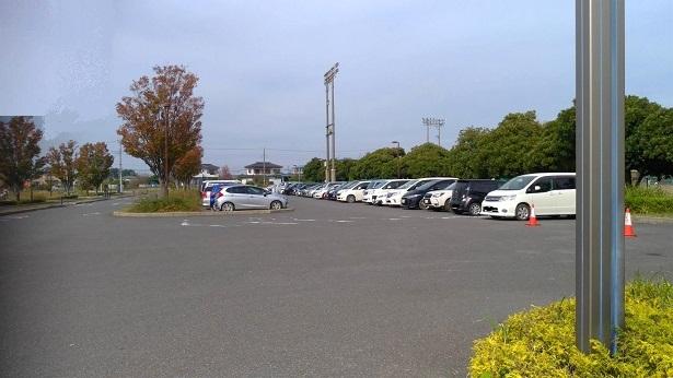 上谷総合公園駐車場