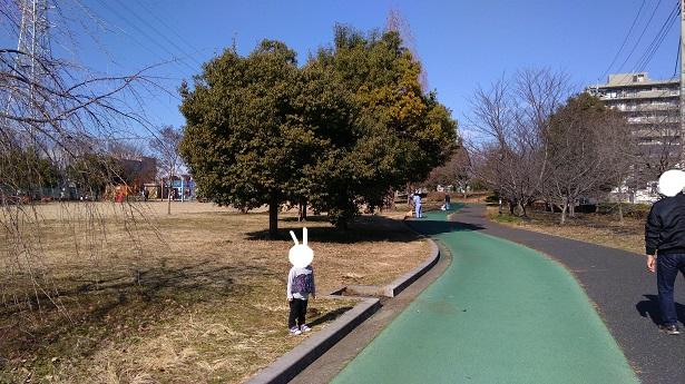 番場公園ジョキングコース