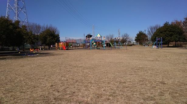 大きな芝生番場公園