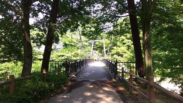 甘楽総合公園橋