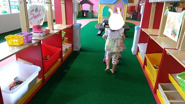 小さい子供向け遊び場