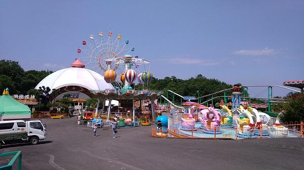 群馬サファリパーク遊園地