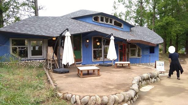 あけぼの子どもの森公園のカフェ
