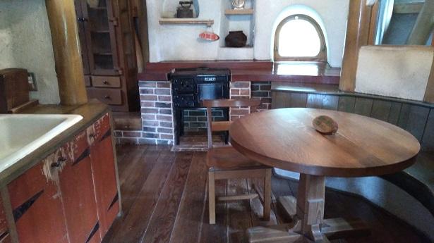 ムーミンの家キッチン