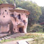あけぼの子どもの森公園ムーミンの家