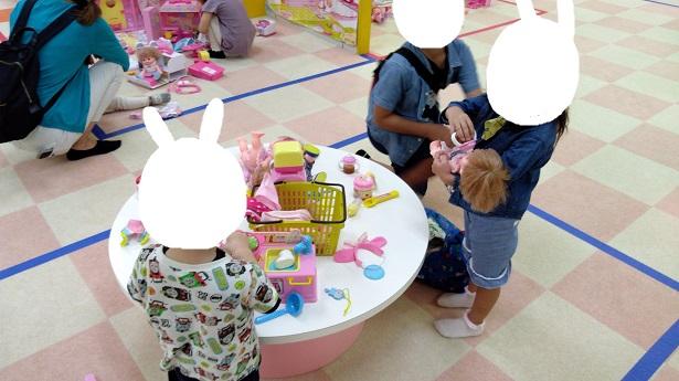 おもちゃ王国おもちゃのコーナー