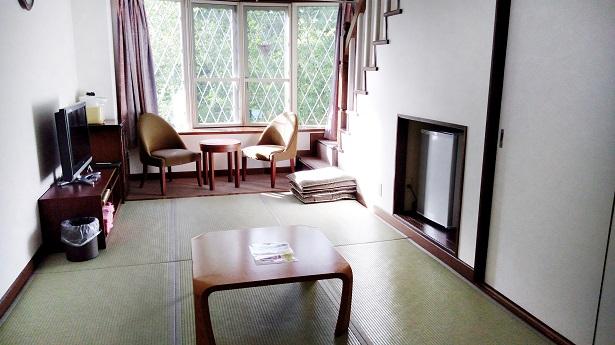 ホテルグリーンプラザ軽井沢部屋メゾネット
