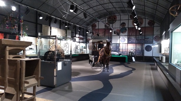 近世の展示物