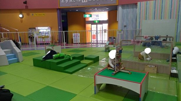 八景島室内遊び場コーナー